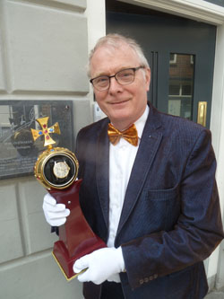Waarom Horlogier Willem van den Berg vertrekt uit Den Bosch