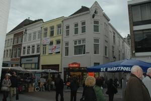 Bovenetage Kruidvat Hooge Steenweg Gekraakt Bastion