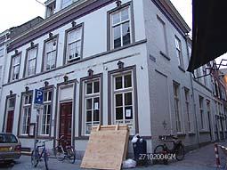 Interieur Verbouwing Hoekpand : Verbouwing het oosten kruisstraat bastion oranje den bosch