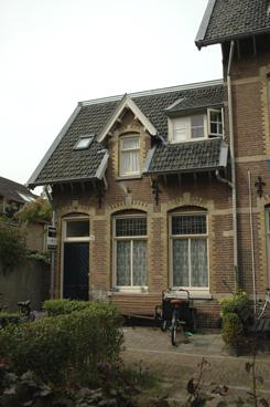 Opnieuw huisje in tilmanshofje te koop bastion oranje for Huisje te koop