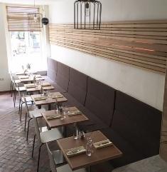 restaurant artisan op verwersstraat 24 heropende woensdag 28 februari 2018 als aarde