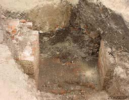 Printerversie bastion oranje den bosch - Muur steen duidelijk ...