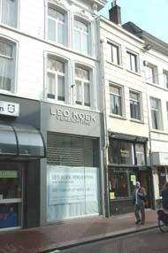 Verlichtingszaak van Koek in renovatie - Bastion-Oranje, Den Bosch